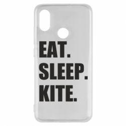 Чохол для Xiaomi Mi8 Eat, sleep, kite