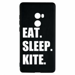 Чохол для Xiaomi Mi Mix 2 Eat, sleep, kite