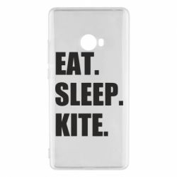 Чохол для Xiaomi Mi Note 2 Eat, sleep, kite