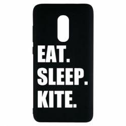 Чохол для Xiaomi Redmi Note 4 Eat, sleep, kite