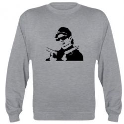 Реглан (свитшот) Eazy-E Gunz - FatLine