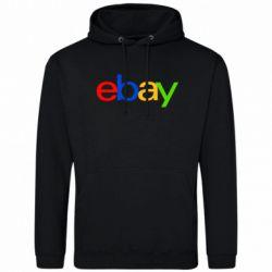 Толстовка Ebay - FatLine