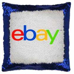 Подушка-хамелеон Ebay