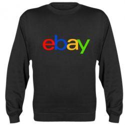 Реглан (свитшот) Ebay - FatLine