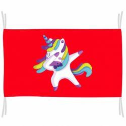 Прапор Єдиноріг робить деббінг