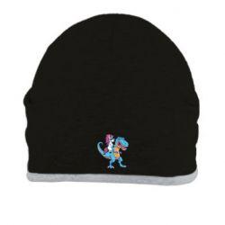 Шапка Єдиноріг і динозавр