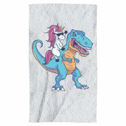 Рушник Єдиноріг і динозавр