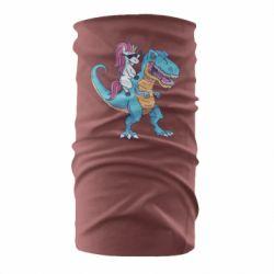 Бандана-труба Єдиноріг і динозавр