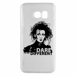 Чохол для Samsung S6 EDGE Edward Scissorhands