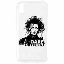 Чохол для iPhone XR Edward Scissorhands