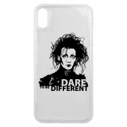 Чохол для iPhone Xs Max Edward Scissorhands