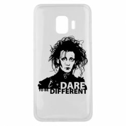 Чохол для Samsung J2 Core Edward Scissorhands