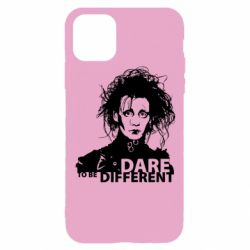 Чохол для iPhone 11 Pro Edward Scissorhands