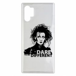 Чохол для Samsung Note 10 Plus Edward Scissorhands