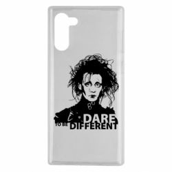Чохол для Samsung Note 10 Edward Scissorhands