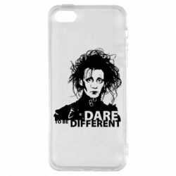 Чохол для iphone 5/5S/SE Edward Scissorhands