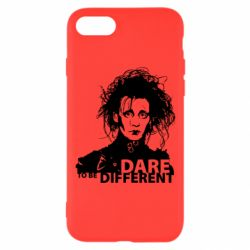 Чохол для iPhone 7 Edward Scissorhands