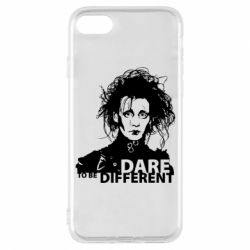 Чохол для iPhone 8 Edward Scissorhands