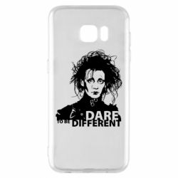 Чохол для Samsung S7 EDGE Edward Scissorhands