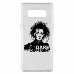 Чохол для Samsung Note 8 Edward Scissorhands