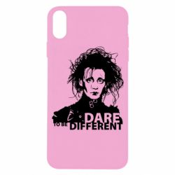 Чохол для iPhone X/Xs Edward Scissorhands