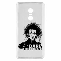 Чохол для Xiaomi Redmi Note 4 Edward Scissorhands
