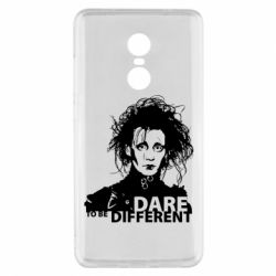 Чохол для Xiaomi Redmi Note 4x Edward Scissorhands