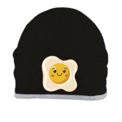 Шапка Egg with smile