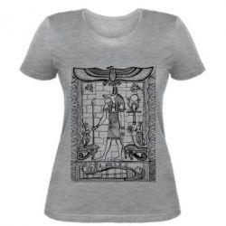 Женская футболка Egyptian Pharaoh