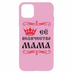 Чехол для iPhone 11 Её величество Мама
