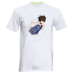 Чоловіча спортивна футболка El Death Note