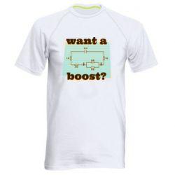Мужская спортивная футболка Электромеханик