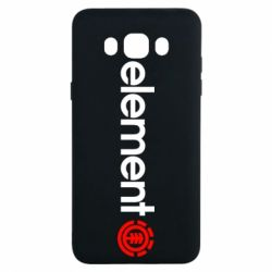 Чехол для Samsung J7 2016 Element Logo