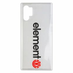 Чехол для Samsung Note 10 Plus Element Logo
