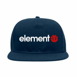 Снепбек Element Logo - FatLine