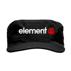 Кепка милитари Element Logo - FatLine