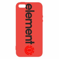 Чехол для iPhone5/5S/SE Element Logo