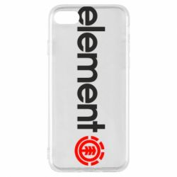 Чехол для iPhone 7 Element Logo