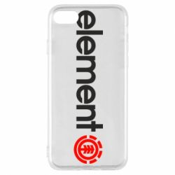 Чехол для iPhone 8 Element Logo