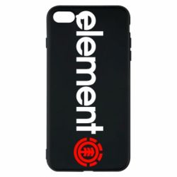 Чехол для iPhone 8 Plus Element Logo