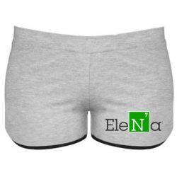 Женские шорты Elena - FatLine