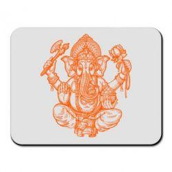 Купить Коврик для мыши Elephant of India, FatLine