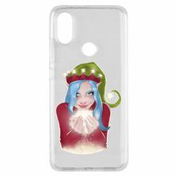 Чехол для Xiaomi Mi A2 Elf girl