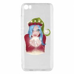 Чехол для Xiaomi Mi5/Mi5 Pro Elf girl