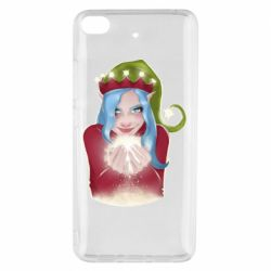 Чехол для Xiaomi Mi 5s Elf girl