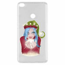 Чехол для Xiaomi Mi Max 2 Elf girl