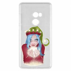 Чехол для Xiaomi Mi Mix 2 Elf girl