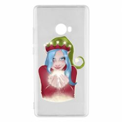 Чехол для Xiaomi Mi Note 2 Elf girl
