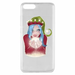 Чехол для Xiaomi Mi Note 3 Elf girl