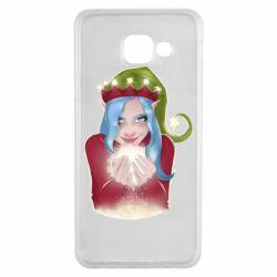 Чехол для Samsung A3 2016 Elf girl